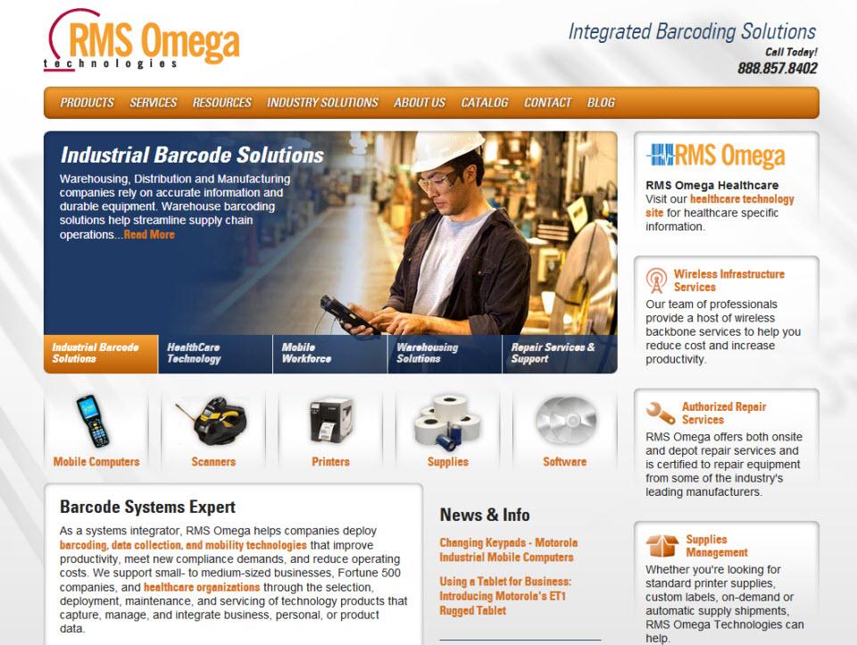 RMS Omega