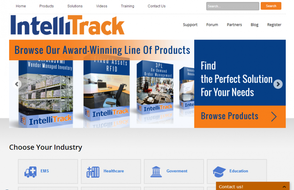 IntelliTrack